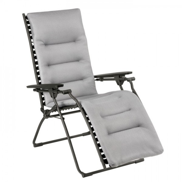 Butaca de relax Lafuma Evolution Be Comfort Silver
