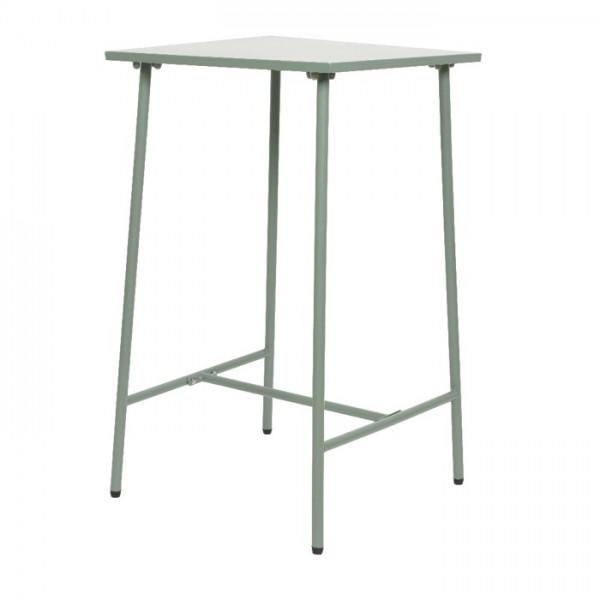 Conjunto Helsinki mesa bar 60x60 + 2 sillas