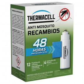 Recambio Thermacell 48 horas
