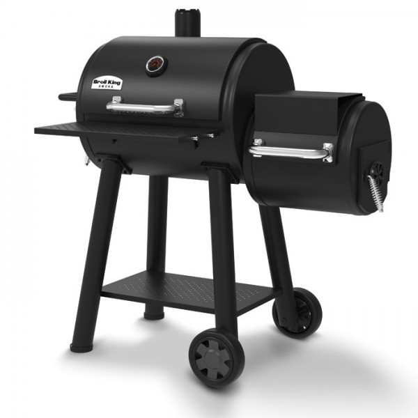 Barbacoa Broil King® Offset Smoker 500