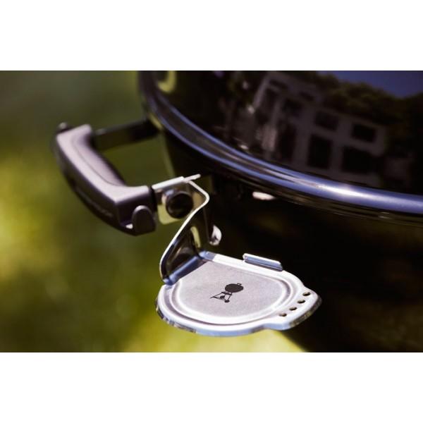 Pack Barbacoa Weber Master-Touch E-5750 GBS + Parrilla para marcar la carne GBS
