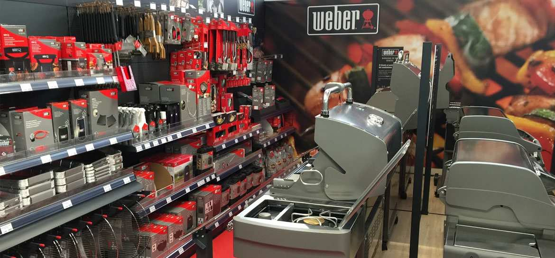 Weber Center Costa Brava