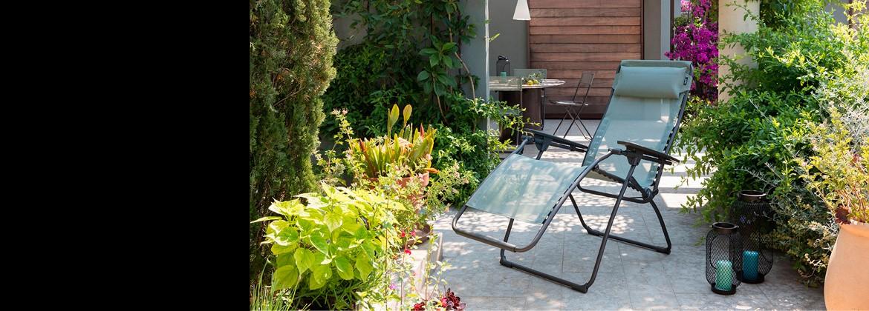 Pon a punto tu terraza con nuestro mobiliario de jardín